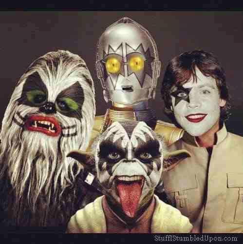 Meme Kiss And Makeup: Mad Mayzie's Favorite Star Wars Music Mashups