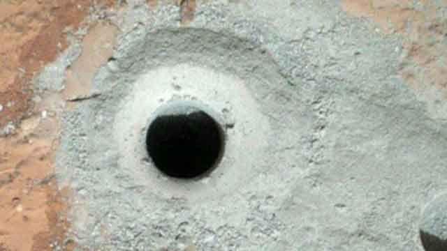 mars underground base - photo #3